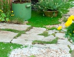 庭のリフォームイメージ